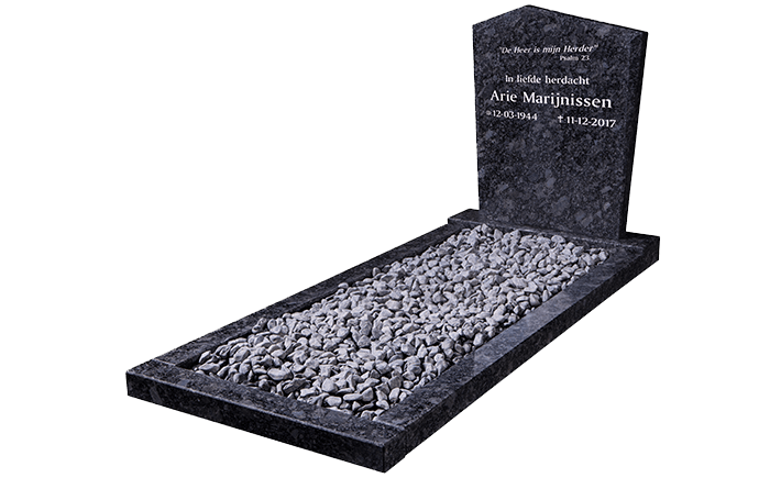 10-Staande-grafsteen-omranding-Steel-Grey